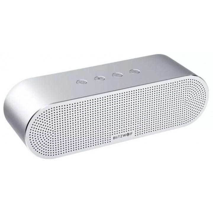 BlitzWolf BW-AS1 Портативная Bluetooth-колонка Silver Original