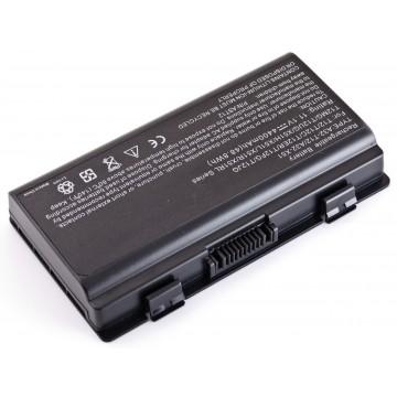Аккумуляторная батарея VIGOOR для ноутбука  Asus X51 A32-T12 A32-X51  5200mah 6cell Black