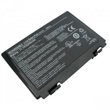 Аккумуляторная батарея VIGOOR для ноутбука Asus   K40  F82  A32  F52  K50  K60 L0690L6 A32-F82 A32-F52  k40in k40af k50ij  5200mAh