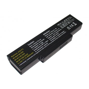 Аккумуляторная батарея VIGOOR для ноутбука ASUS F3  A32-F3    F2  F3  F3J F3Q  F3JA  F3JM  F3JF  Z53  Z53T  M51 X53 A32-F2 A32-Z84 A32-Z96 A33-F33 A33-Z94