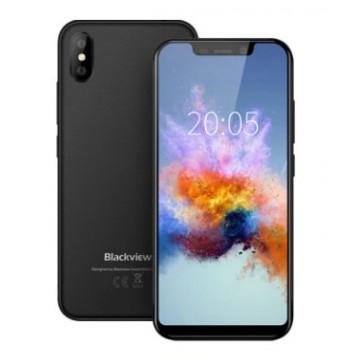 Смартфон Blackview A30 Black + силиконовый чехол