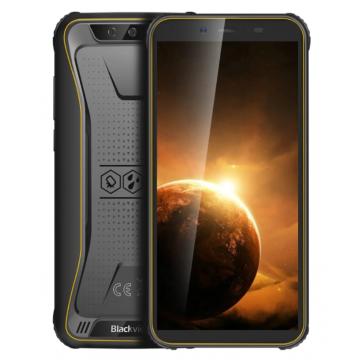 Смартфон Blackview BV5500 Plus 3/32Gb IP69K NFC Yellow