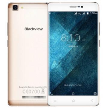 Смартфон Blackview A8 Max Gold + силиконовый чехол