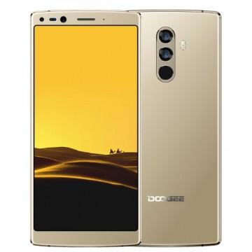 Смартфон Doogee MIX2 6/64Gb Champagne Gold + фирменный чехол