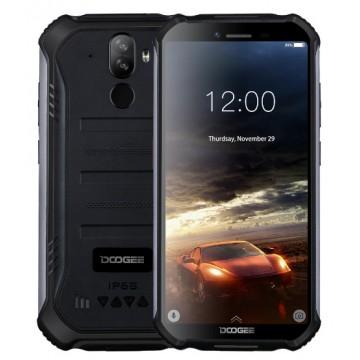 Doogee S40 2/16Gb NFC IP68 IP69K Mineral Black