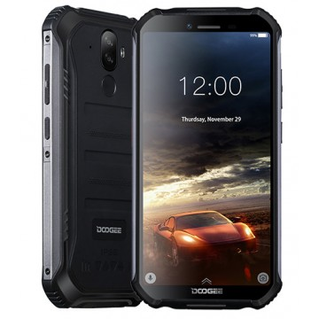 Doogee S40 3/32Gb NFC IP68 IP69K Mineral Black