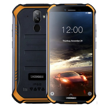 Doogee S40 2/16Gb NFC IP68 IP69K Fire Orange