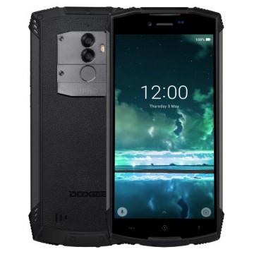 Doogee S55 4/64Gb IP68 Mineral Black