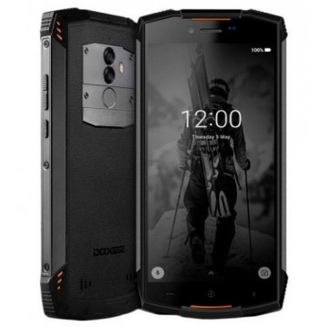 Doogee S55 4/64Gb IP68 Fire Orange