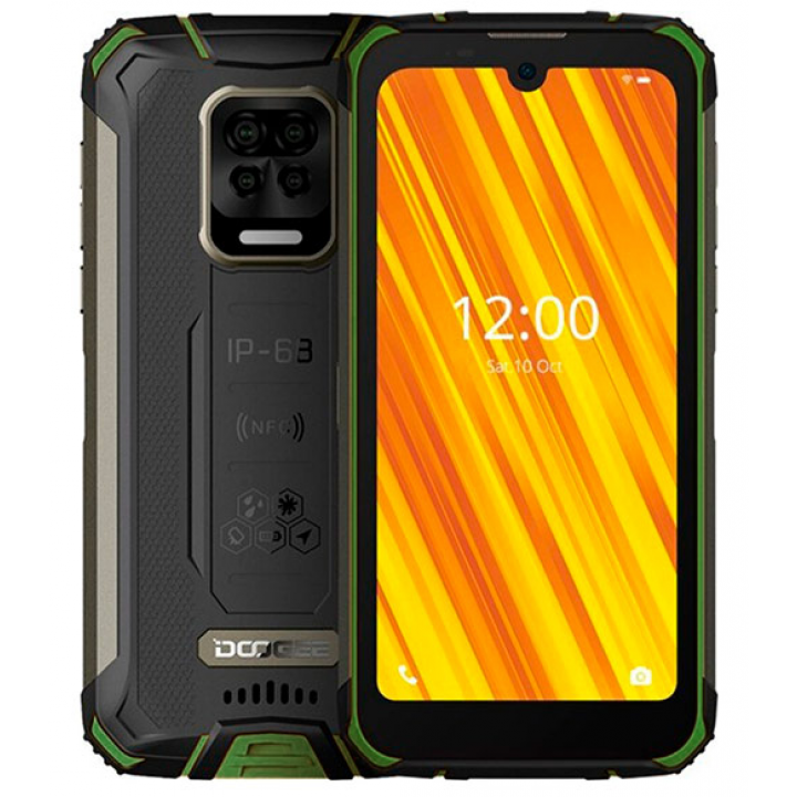 Смартфон Doogee S59 Pro 4/128GB  IP68 Army Green