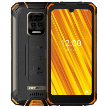 Смартфон Doogee S59 Pro 4/128GB  IP68 Fire Orange