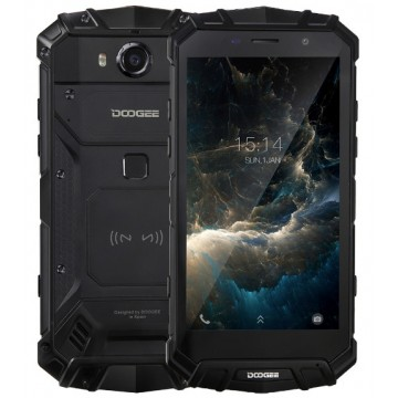Doogee S60 Lite 4/32Gb IP68 NFC Mineral Black