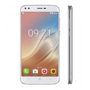 Смартфон Doogee X30 2/16Gb Galaxy Gray + силиконовый чехол