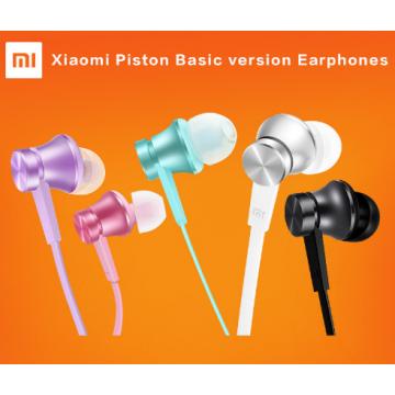 Наушники Xiaomi Piston Basic Edition с микрофоном Original BLACK
