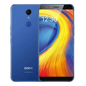 Смартфон GOME U7 4/64Gb Blue + силиконовый чехол
