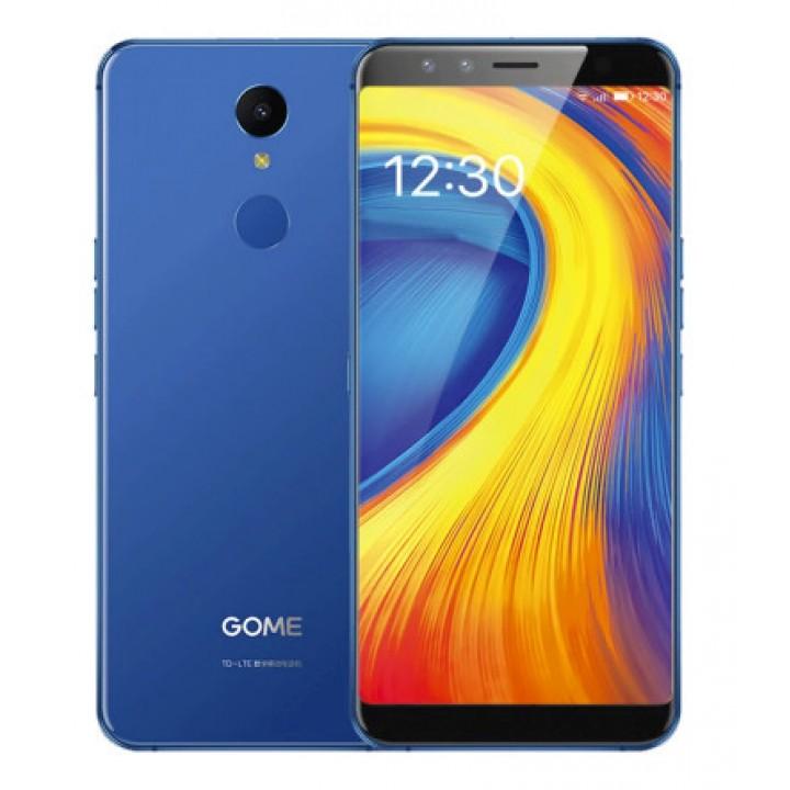 GOME U7 4/64Gb Blue + силиконовый чехол