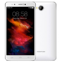 Смартфон HOMTOM HT10 4/32Gb White + оригинальный чехол-флип