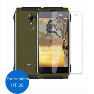 Защитное стекло  HOMTOM HT20  0.26 мм 9H 2.5D сверхпрочное, ультратонкое