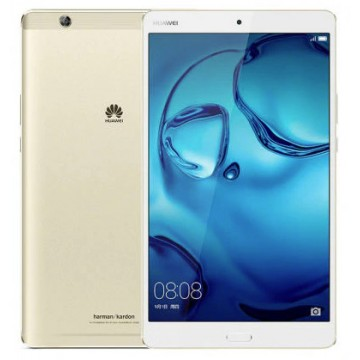 Huawei MediaPad M3 8.4 4/32Gb Wi-Fi Retina Android Gold