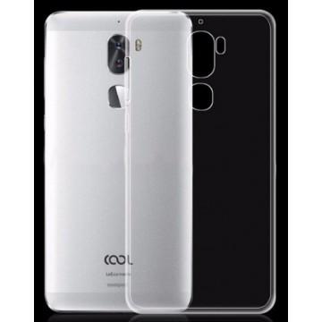 Чехол бампер силиконовый Crystal KOOLIFE для Letv LeEco Cool1 dual