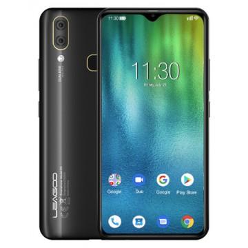 Смартфон Leagoo S11 4/64Gb Black + силиконовый чехол