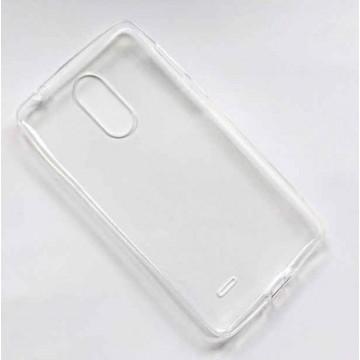 Чехол бампер силиконовый crystal Leagoo M5