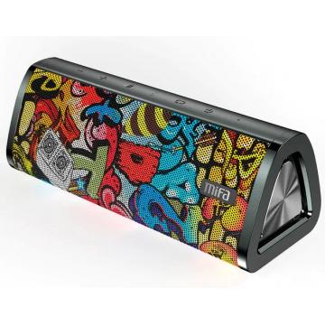 Портативная колонка MIFA A10 Plus A10+ Bluetooth Speaker Grafitti black