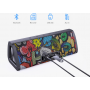 Портативная колонка MIFA A10 Plus Bluetooth Speaker Grafitti black