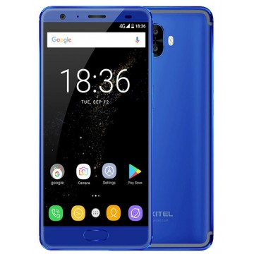 Смартфон Oukitel K8000 4/64Gb Blue+ силиконовый чехол