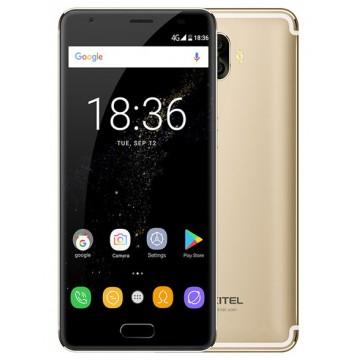 Смартфон Oukitel K8000 4/64Gb Gold+ силиконовый чехол
