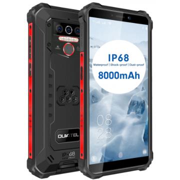 Смартфон Oukitel WP5  4/32Gb IP68 Black