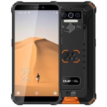 Смартфон Oukitel WP5  4/32Gb IP68 Orange
