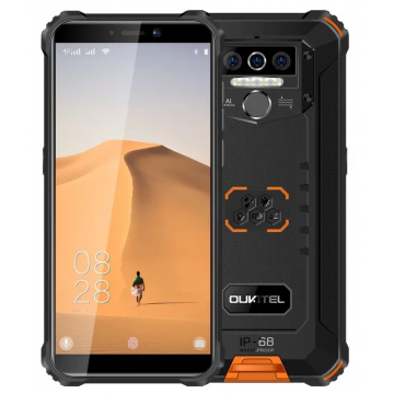Смартфон Oukitel WP5 Pro 4/64Gb IP68 Orange