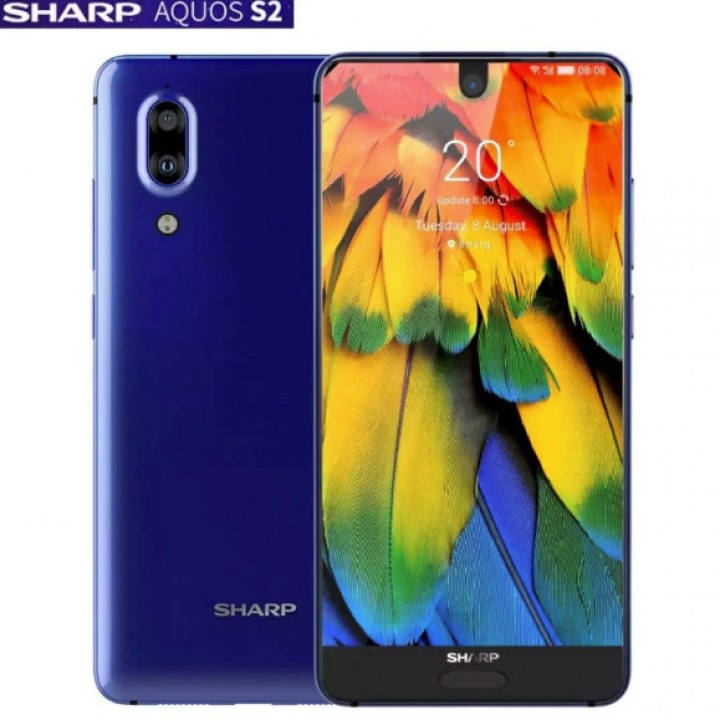 Sharp Aquos S2 4/64Gb Blue