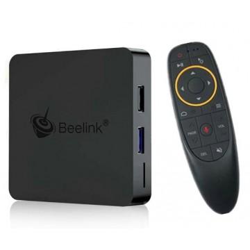 Смарт ТВ Beelink GT1 mini TV Box  Amlogic S905X2  4/32GB Voice Android 8.1