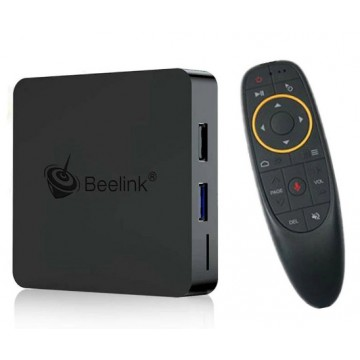 Beelink GT1 mini TV Box  Amlogic S905X2  4/32GB Voice Android 8.1