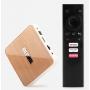 Смарт ТВ Mecool KM6 Deluxe TV Box Smart  Amlogic S905X4  4/64Gb Android TV 10