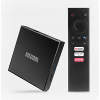 Смарт ТВ Mecool KM6 Classic TV Box Smart  Amlogic S905X4  2/16Gb Android TV 10