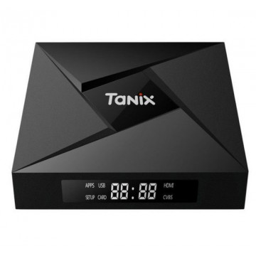 Смарт ТВ TANIX TX9 PRO TV Box Smart Amlogic S912  3/32Gb Android 7.1