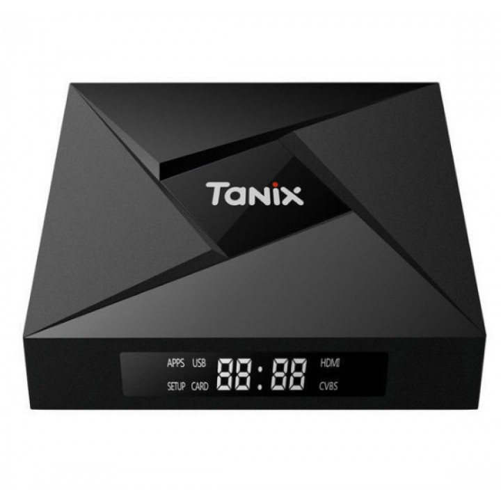 TANIX TX9 PRO TV Box Smart Amlogic S912  3/32Gb Android 7.1