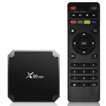 Смарт ТВ X96 mini TV Box Smart Amlogic S905W  2/16Gb Android 7.1.2