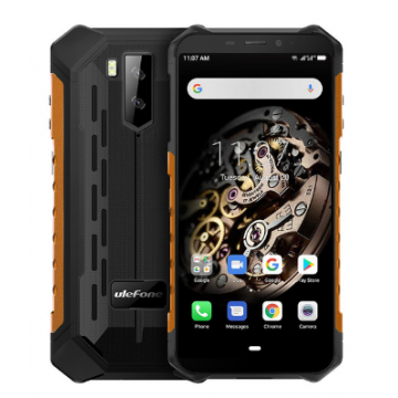 Смартфон Ulefone Armor X5 3/32Gb IP69K/IP68 NFC Orange