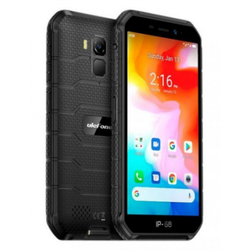 Смартфон Ulefone Armor X7 2/16Gb IP69K/IP68 NFC Black
