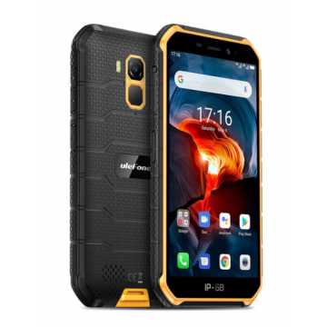 Смартфон Ulefone Armor X7 Pro 4/32Gb IP69K/IP68 NFC Orange