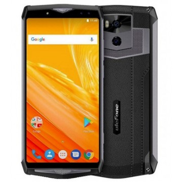 Ulefone Power 5  6/64Gb 13000mAh Dark Gray + фирменный чехол