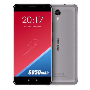 Смартфон Ulefone Power 2  4/64Gb Silver + фирменный чехол
