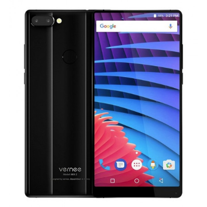 Vernee MIX 2  4/64Gb Black