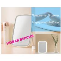 Зеркало для макияжа с подсветкой Xiaomi Jordan Judy Tri-color NV505 Original