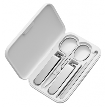 Маникюрный набор Xiaomi Mijia Nail Clipper Five Piece Set MJZJD002QW Original