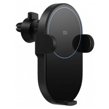 Автомобильный держатель с беспроводной зарядкой Xiaomi Mi Qi Car Wireless Charger 20W  WCJ02ZM